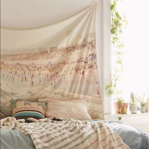 Urban Outfitters Santa Monica Tapestry